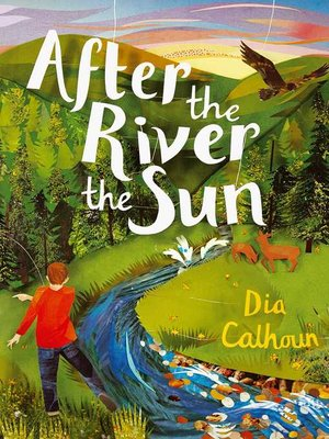cover image of After the River the Sun