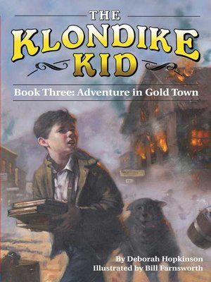 cover image of Adventure in Gold Town