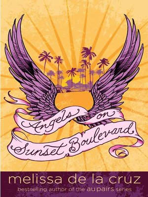 cover image of Angels on Sunset Boulevard