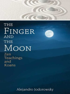cover image of The Finger and the Moon