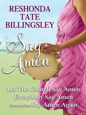 cover image of Say Amen