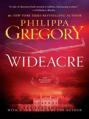 cover image of Wideacre