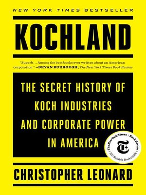 cover image of Kochland
