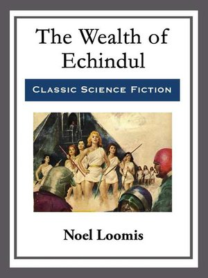 cover image of The Wealth of Echindul