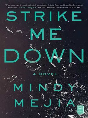 Strike Me Down Book Cover