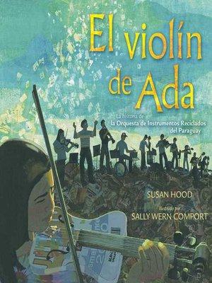 cover image of El violín de Ada (Ada's Violin)