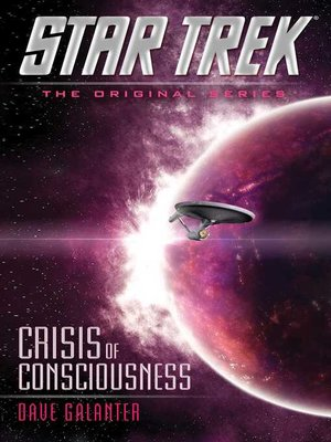 cover image of Crisis of Consciousness