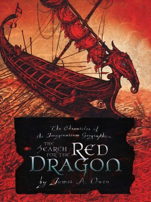 cover image of The Search for the Red Dragon