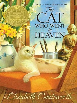 cover image of The Cat Who Went to Heaven