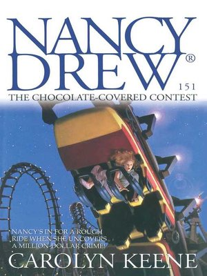 cover image of The Chocolate-Covered Contest
