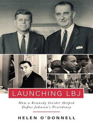 cover image of Launching LBJ