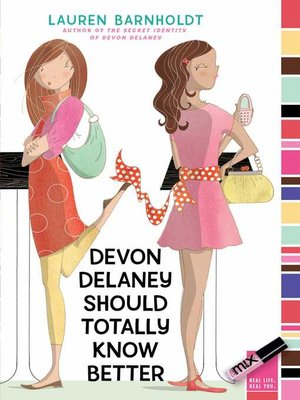 cover image of Devon Delaney Should Totally Know Better