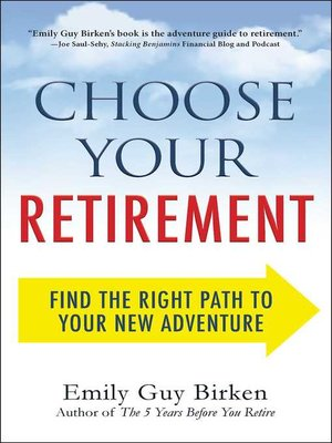 cover image of Choose Your Retirement