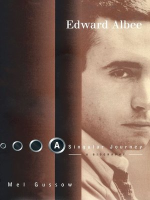 cover image of Edward Albee