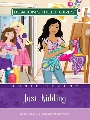 cover image of Just Kidding