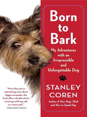 cover image of Born to Bark