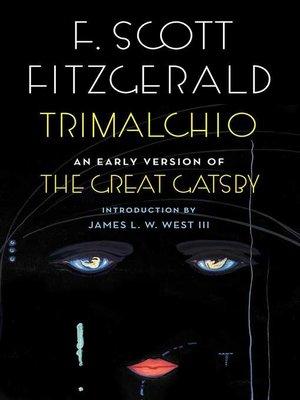 cover image of Trimalchio