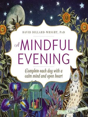 cover image of A Mindful Evening