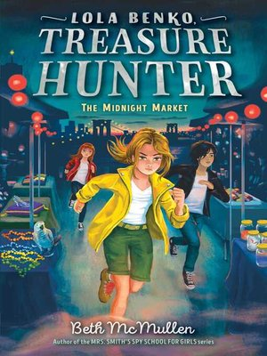 cover image of The Midnight Market