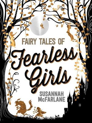cover image of Fairy Tales of Fearless Girls