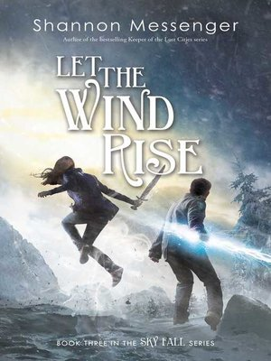 cover image of Let the Wind Rise