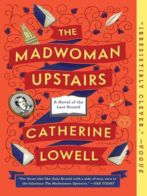 cover image of The Madwoman Upstairs