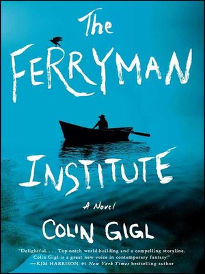 cover image of The Ferryman Institute