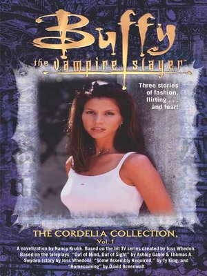 cover image of The Cordelia Collection, Volume 1