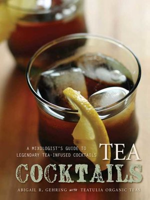 cover image of Tea Cocktails