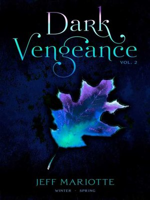 cover image of Dark Vengeance, Volume 2