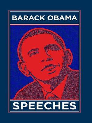 cover image of Barack Obama Speeches