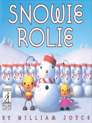 cover image of Snowie Rolie