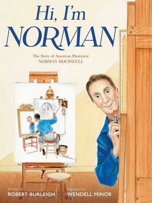 cover image of Hi, I'm Norman