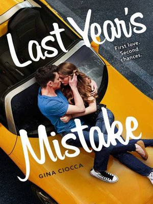 cover image of Last Year's Mistake