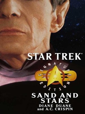 cover image of Sand and Stars
