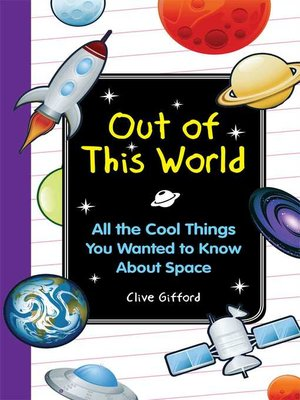 cover image of Out of this World