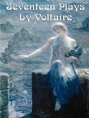 cover image of Seventeen Plays by Voltaire