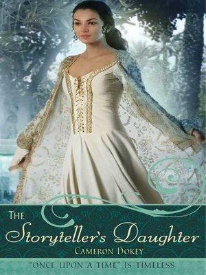 cover image of The Storyteller's Daughter