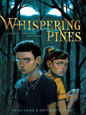 cover image of Whispering Pines