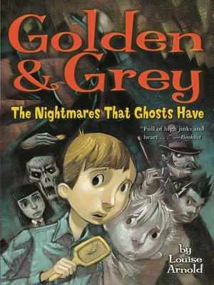 cover image of The Nightmares That Ghosts Have
