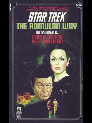 cover image of The Romulan Way