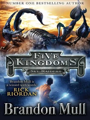 cover image of Sky Raiders