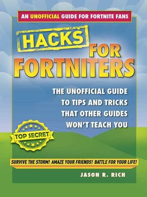 cover image of An Unofficial Guide to Tips and Tricks That Other Guides Won't Teach You