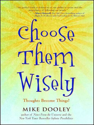 cover image of Choose Them Wisely