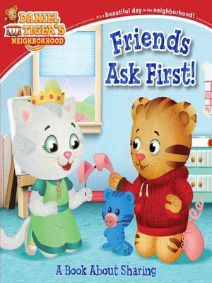 cover image of Friends Ask First!