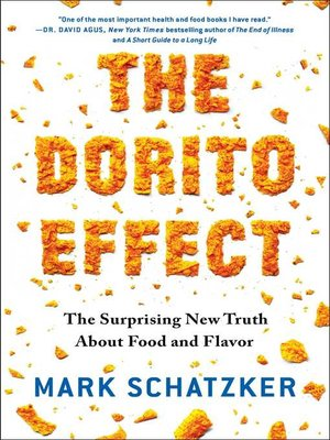 cover image of The Dorito Effect