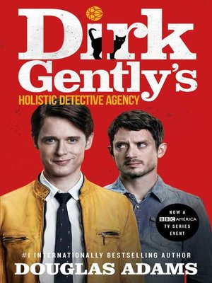 cover image of Dirk Gently's Holistic Detective Agency