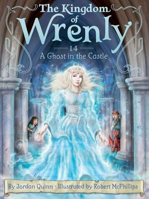 cover image of A Ghost in the Castle