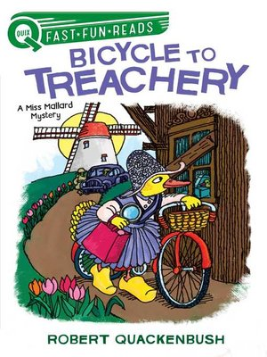 cover image of Bicycle to Treachery