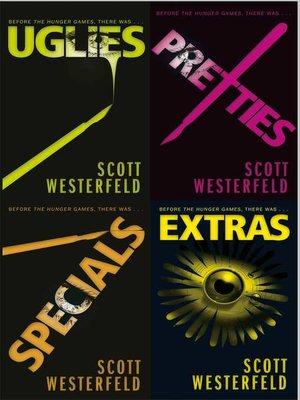 cover image of Uglies Quartet